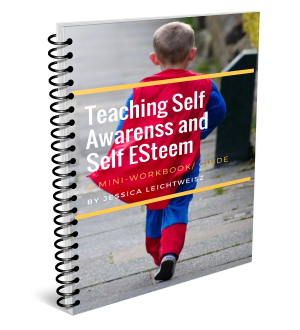 TEACHING AWARENWSS AND SELF ESTEEM BOOK