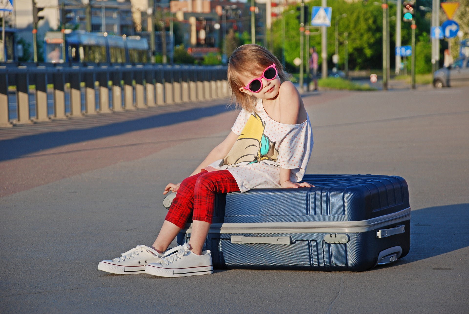 5 Tips for Making Travel Easier For Your Family.